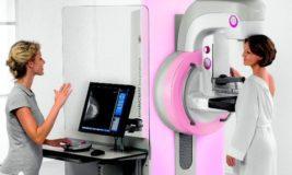 современный аппарат маммография