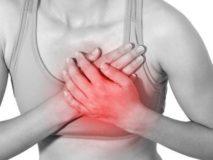 травмы молочной железы