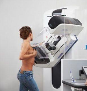 маммография молочной железы