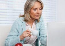 женщине 55 лет