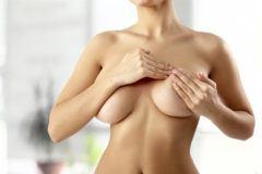 увеличивается грудь