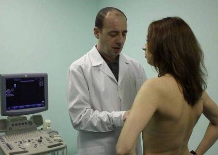 осмотр у маммолога