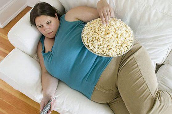 ожирение - причина фиброзно-кистозной мастопатии