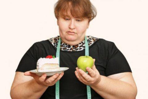 избыточный вес может вызвать мастопатию