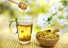 ромашковый чай с медом