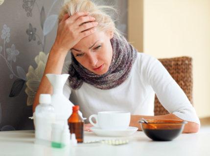 боль в груди как следствие перенесенной вирусной инфекции