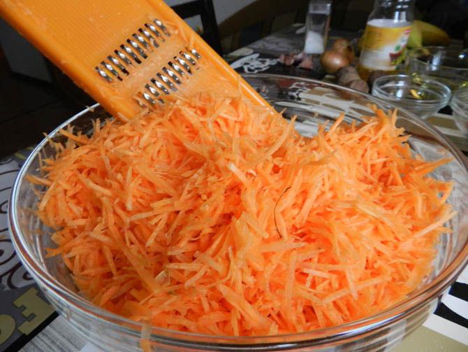 Картинки по запросу тертая морковь
