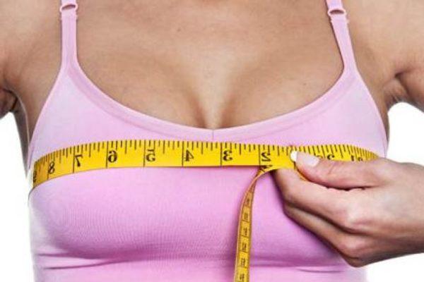 Диета уменьшающая грудь за