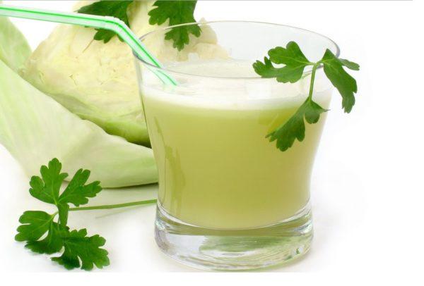 сок капусты при мастопатии