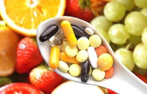дополнительный прием витаминов