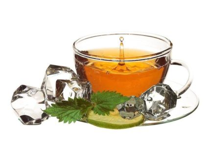 охлажденный напиток при лактостазе