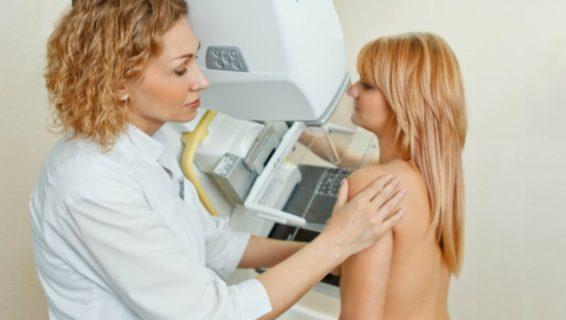 Когда делать маммографию