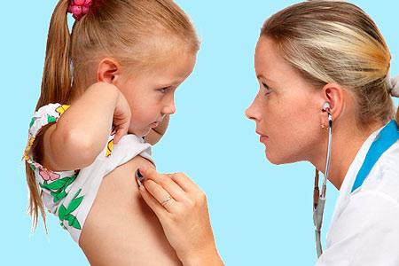 Мастопатия у ребенка