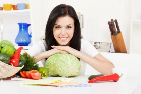 Как питаться при мастопатии