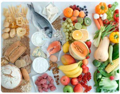 Правильное питание
