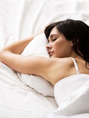 сдавливание груди во время сна