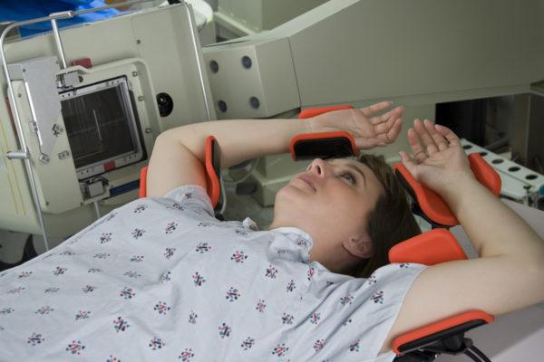 Лучевая терапия (радиотерапия) при раке груди