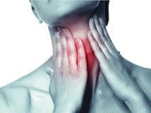 проблемы в работе щитовидной железы