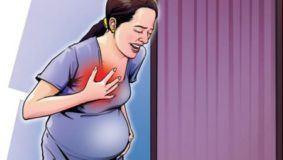 сильно болит грудь при беременности