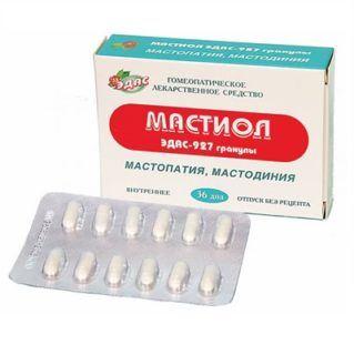 мастиол таблетки