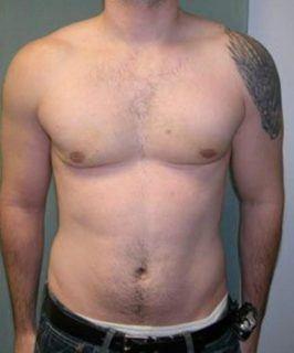 здоровая грудь у мужчин