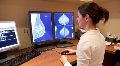 Обработка маммографии