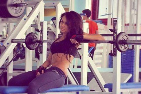 Упражнения с тяжестями