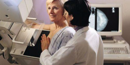 Маммография женщин после 40