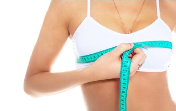 увеличивается грудь во время месячных