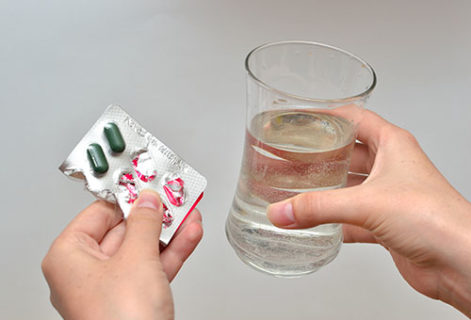 таблетки от мастита