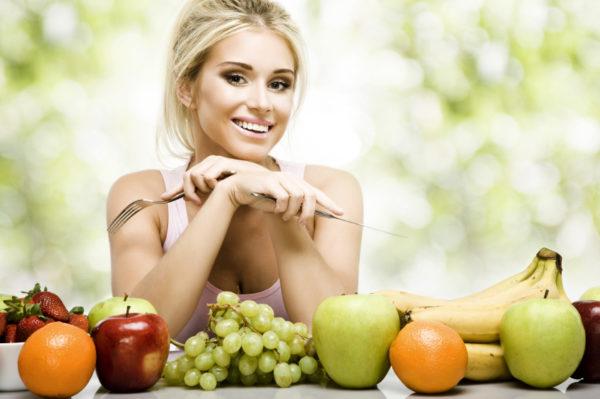 ест больше фруктов