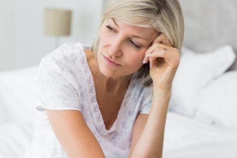 задержка менструации из-за климакса