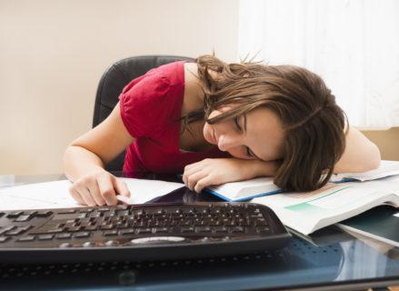 постоянная физическая усталость