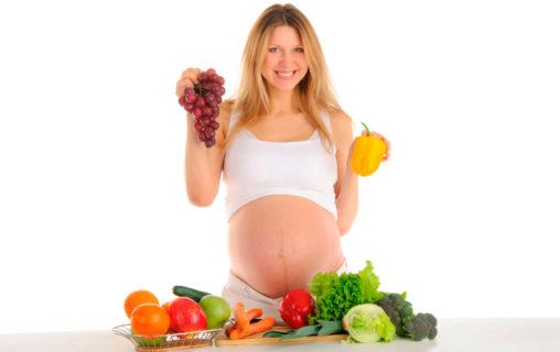 питание беременной для упругой кожи