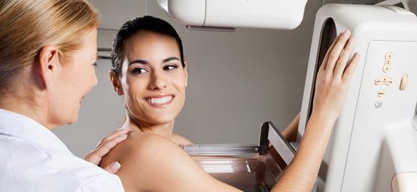 прохождение маммографии