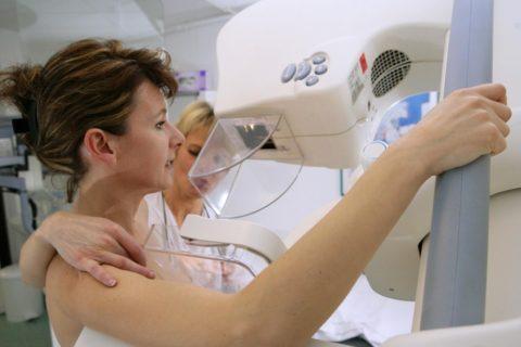Повторная маммография