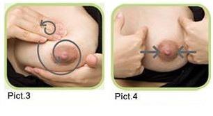 массаж при лактостазе
