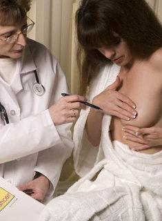 Обследования груди
