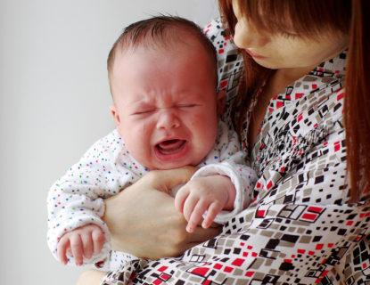 Отказ ребенка от груди