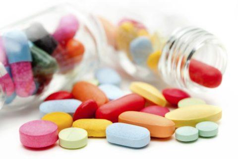 Прием лечебных препаратов
