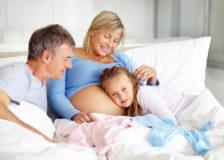 Рождение ребенка в зрелом возрасте