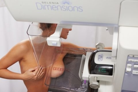Частота маммографии
