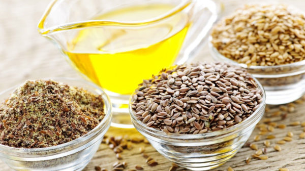 Lnyanoe maslo i semena
