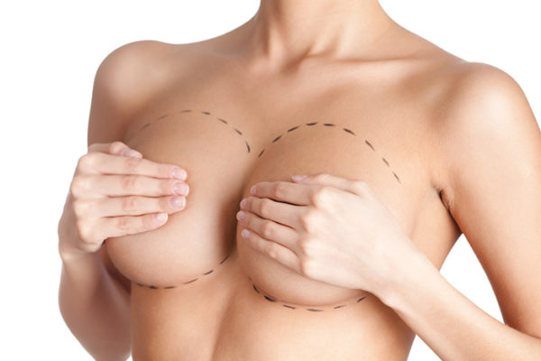 Mammoplastika pokazaniya